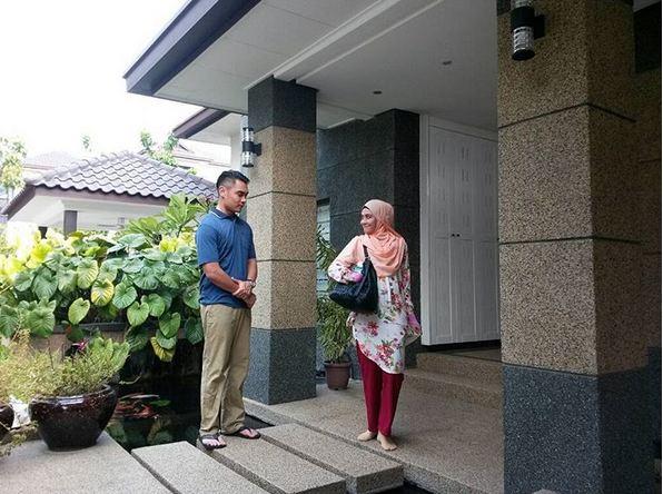Drama Imam Mudaku Romantik  2016  Astro Oasis  Adaptasi