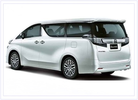 toyota vellfire review specs release date  price