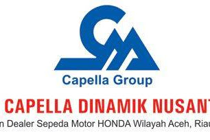 Lowongan PT. Capella Dinamik Nusantara Pekanbaru April 2019