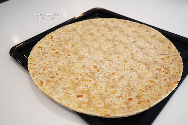 Wholemeal Mission Pizza Crust