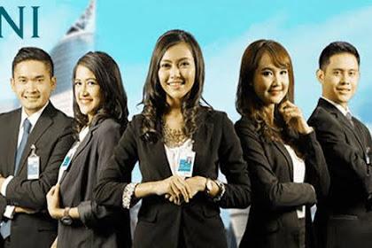 Lowongan Kerja BUMN Fres Graduate Bina BNI SMA/D3/S1 PT. BANK BNI (Persero)