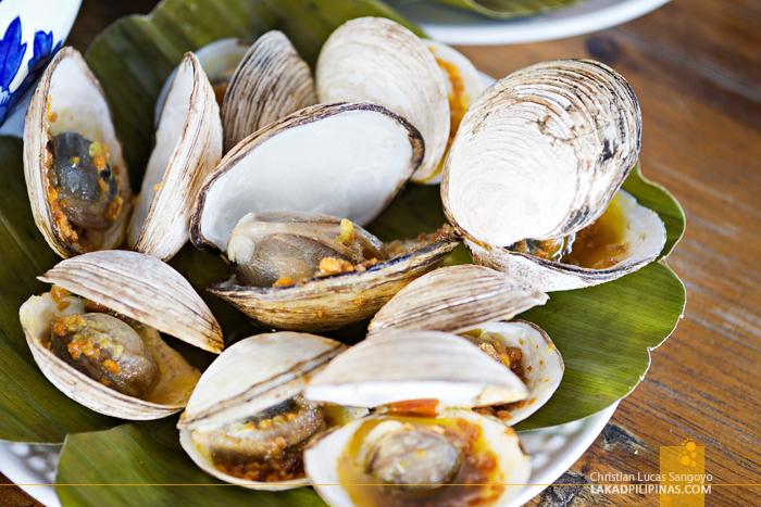 Vista Del Mar Restaurant Zamboanga Food Trip Baked Imbao