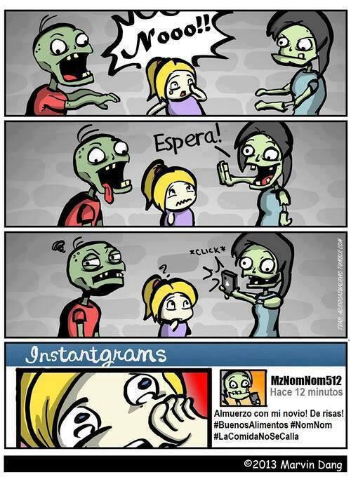 imagenes zombies