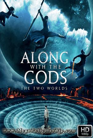 Junto A Los Dioses: Los Dos Mundos [1080p] [Latino-Coreano] [MEGA]