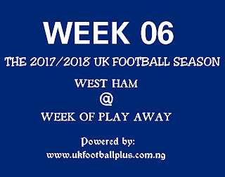 Week 06 English/UK football pools by www.ukfootballplus.com.ng