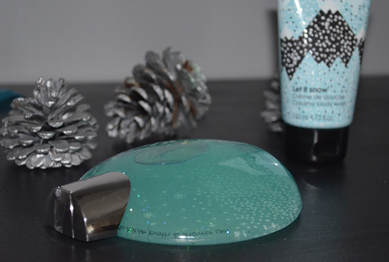 Sephora , Let it snow Bain douche moussant