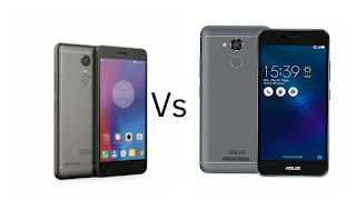 Lenovo K6 Power Vs Asus Zenfone 3 Max