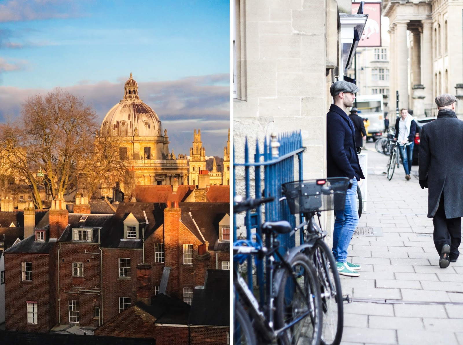 5 places to visit when in Oxford for a day