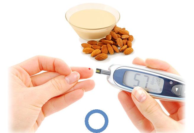 Almonds Balanced Diabetes | Health and Fitness Bible