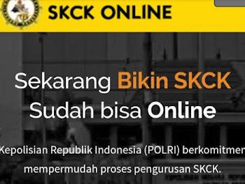 Bagaimana Cara Membuat SKCK Online? Ini Tahapnya
