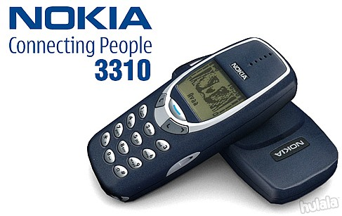 Old Nokia phone