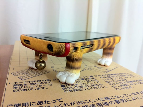 Phone Case With Legs