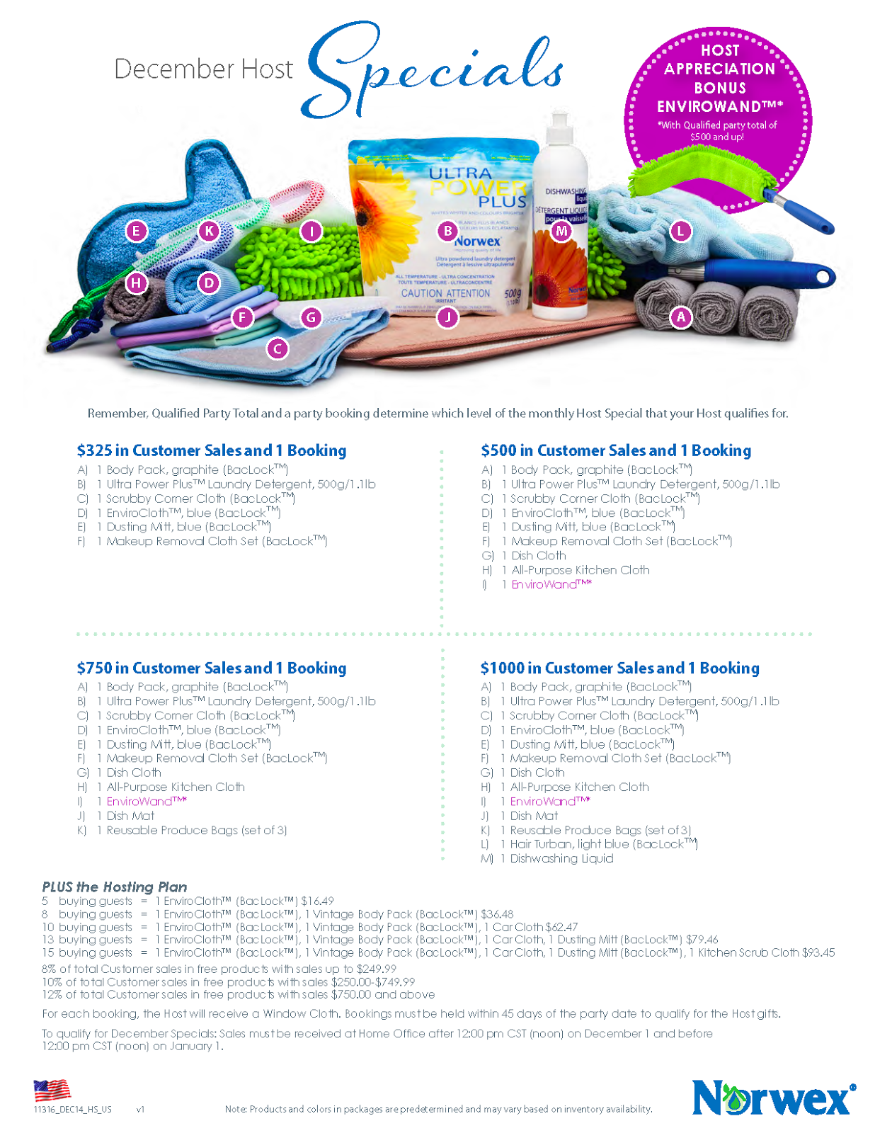 Rebecca Lange Norwex Independent Sales Consultant