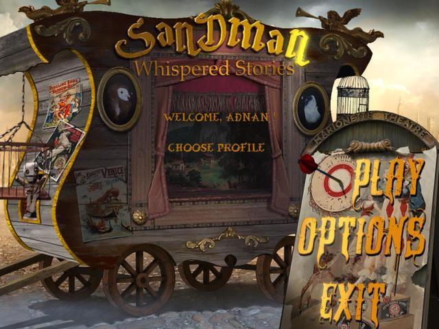 Whispered Stories: Sandman [FR] (exclue) [MULTI]