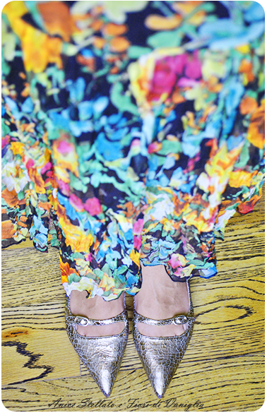 collaborazione scarpe outfit prosperine