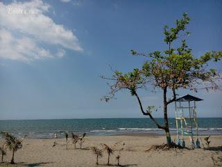 Pinoy Solo Hiker - Tondaligan Beach