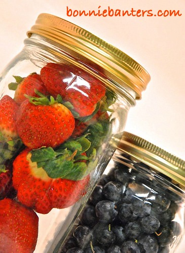 how to clean and store fresh blackberries