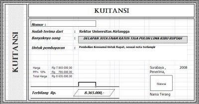 Contoh Faktur Jual Beli Sepeda Motor Detil Gambar Online