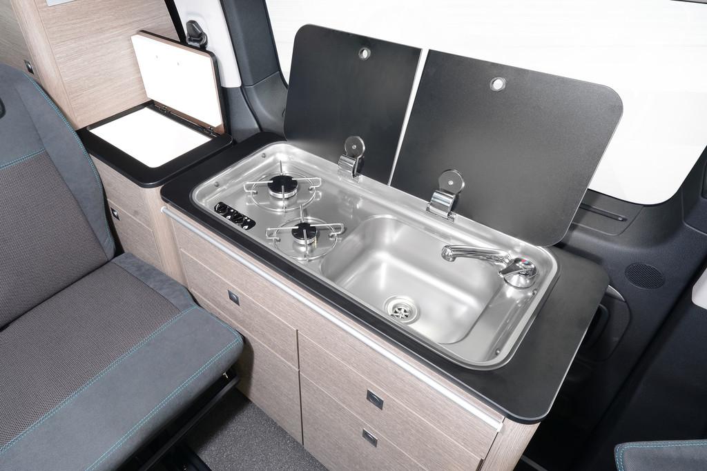 campingbus neu von p ssl campster auf basis citroen spacetourer. Black Bedroom Furniture Sets. Home Design Ideas