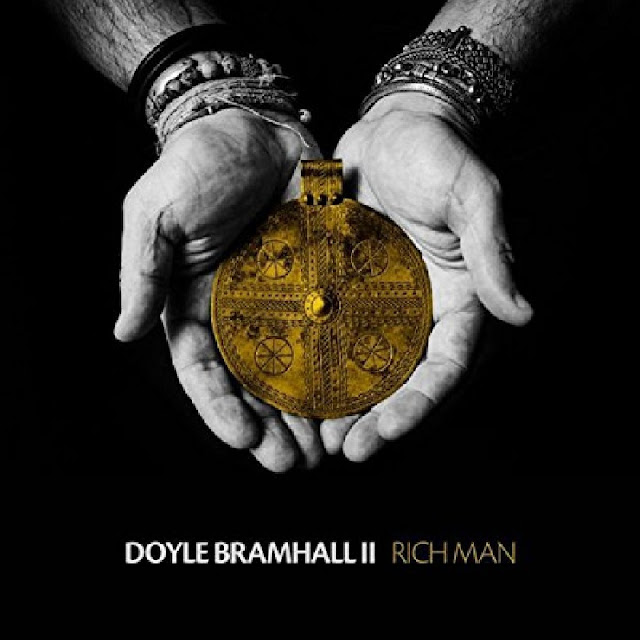 Music Television music video of Doyle Bramhall II song titled Mama Can't Help You with James Gadson on drums, Album title Rich Man