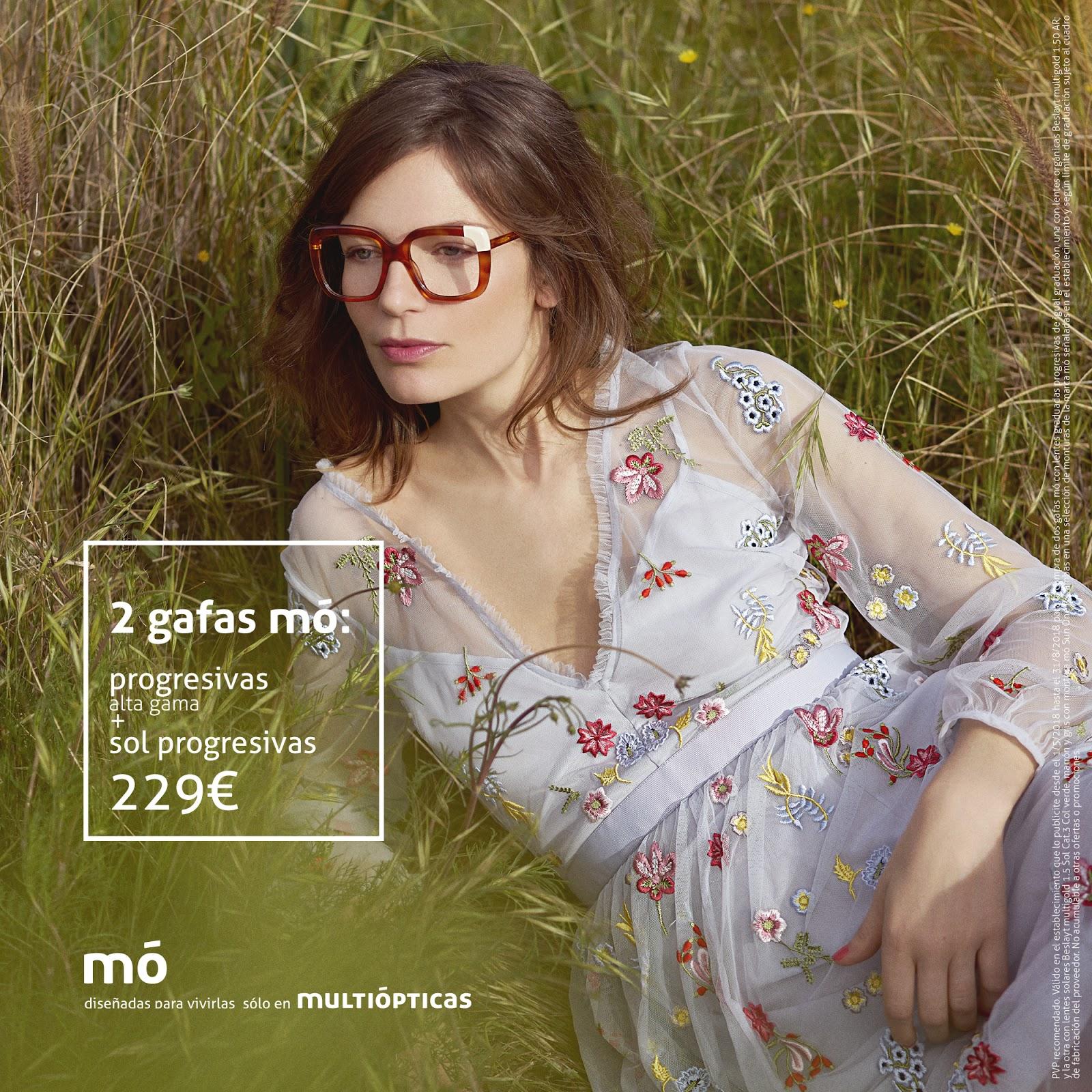 b72778b59f Blog de MultiOpticas SANZ: Oferta gafas progresivas: Gafas mó de ...