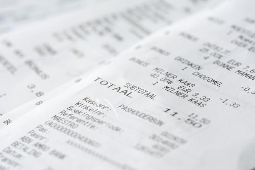 make receipts