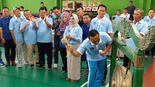 PTSMSKP Gelar Turnamen Tenis Meja SKP- I Tahun 2019 Se Wilayah 3 Cirebon