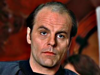 Michael Ironside en su personaje de Tyler en la serie 'V'