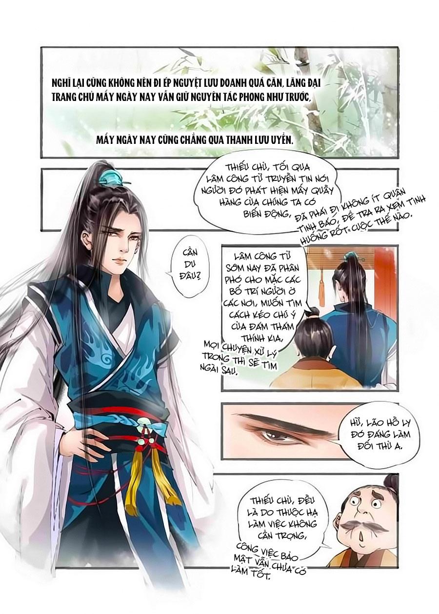Nhà Ta Có Tiểu Thiếp chap 21 - Trang 6