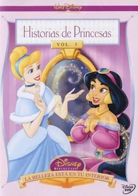 Historias de Princesas Vol. 3: Bellas por Naturaleza – DVDRIP LATINO