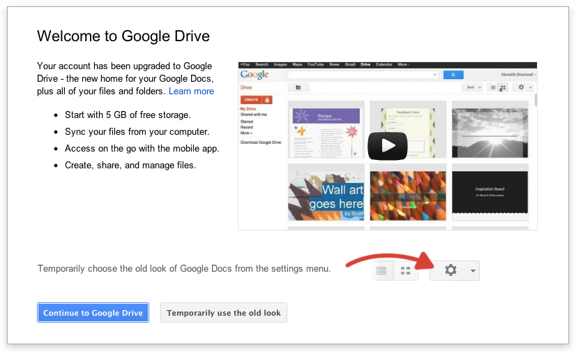 Google Drive Blog: Google Drive is the new home for all ...
