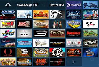 Kumpulan Game PSP/PPSSPP Cso/Iso Ukuran Kecil Terbaru