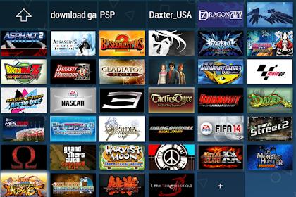 Download Kumpulan Game PSP PPSSPP ISO Android Ukuran Ringan