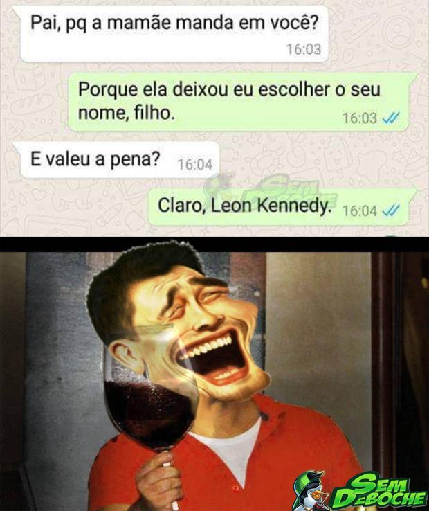 A MAMÃE QUEM MANDA