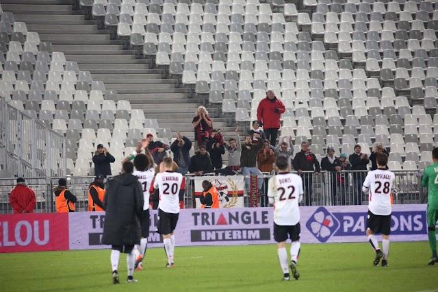 Eliminados na Copa, focados na Ligue 1