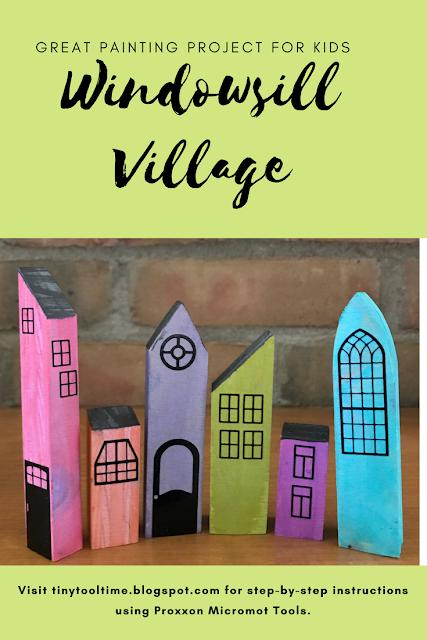 Windowsill Village