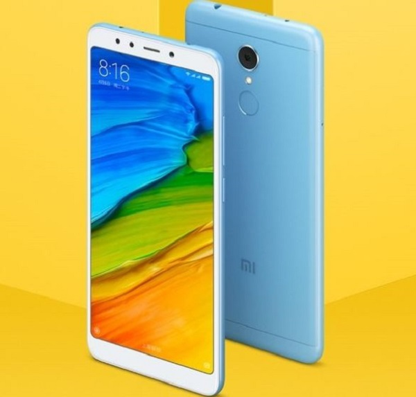 Spesifikasi dan Harga Xiaomi Redmi 5 Plus