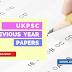 Uttarakhand pcs UK psc previous year paper Download