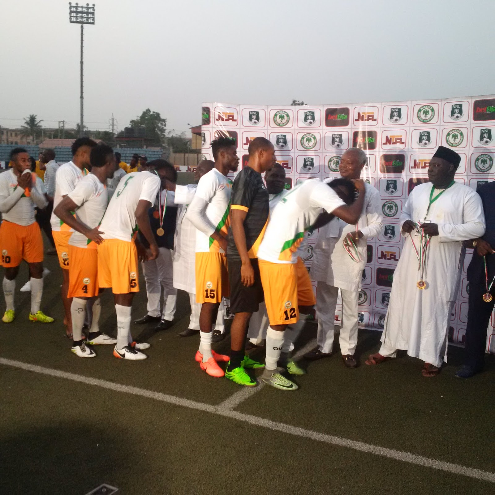 Go Round FC defeat Heartland To Win NNL Super Four Trophy