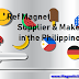 Custom Ref Magnet Supplier & Maker in the Philippines