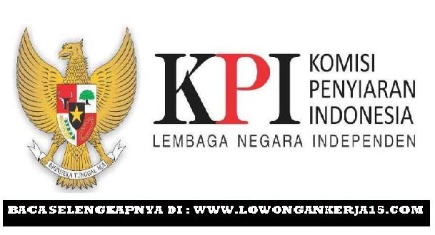Lowongan Kerja Komisi Penyiaran Indonesia Tahun 2017