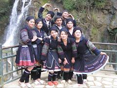 Trajes Vietnamitas Etnicos de Sapa