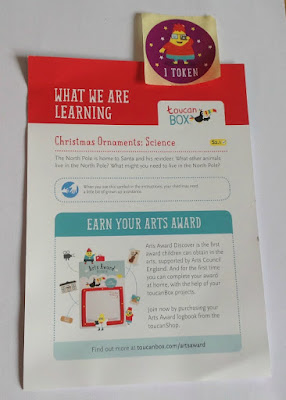 Sticker and what we are learning sheet