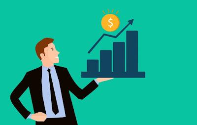 Trafik meningkat di blog profit bertambah