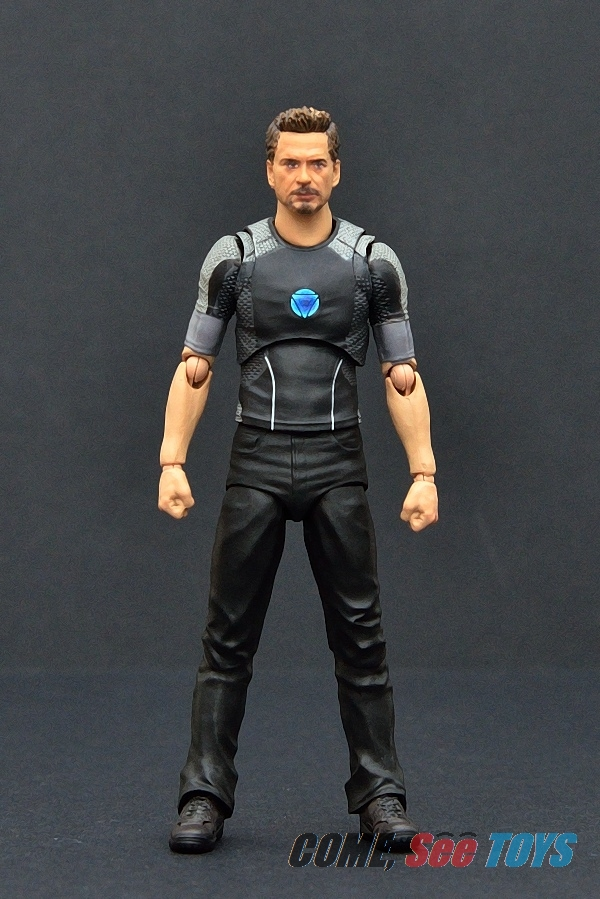 Come, See Toys: S.H.Figuarts Tony Stark (Iron Man)