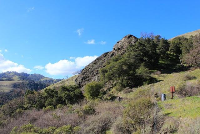 Eye On The View Sunol Regional Wilderness Camp Ohlone Road