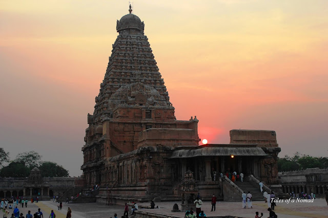 The Great Living Chola Temples