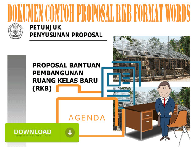 Dokumen Contoh Proposal RKB Format Words