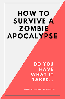 How to survive a zombie apocalypse walking dead