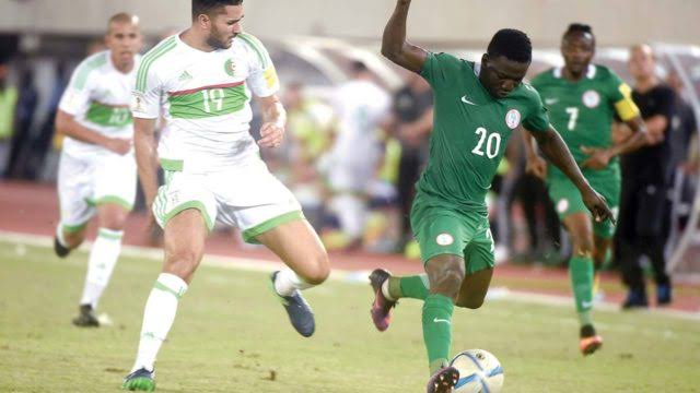Super eagles intensify preparations for Corsica and Togo Friendies.